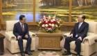 3당 대표, 우여곡절 끝 김영남과 회동