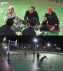 '아빠본색' 김창열, 아들 친구들과 농구 대결…승부욕 폭발
