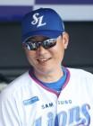 """김한수 감독 """"이틀 연속 끝내기 만든 박한이 집중력 칭찬"""""""