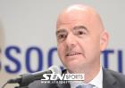 """인판티노 회장, 라리가 미국 개최 비판 """"축구의 원칙은 홈에서"""""""