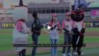 kt wiz, 최초의 여성 루지 국가대표 성은령 선수 시구!