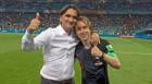 '월드컵 준우승' 달리치 감독, 크로아티아 남는다