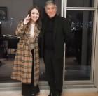 금잔디, '트로트황제' 나훈아와 인증샷 공개 '화제'