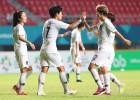 한국 여자축구 소나기골, 인니에 12-0 완승