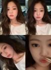 """""""젠득이 비주얼""""…블랙핑크 제니, 첫 셀카 공개"""