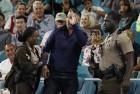 '테니스 악동' 키리오스, 이번엔 관중과 말다툼