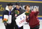 이준서-임효준-곽윤기, 기념 촬영은 필수!