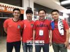 '환영! 축구 대표 팀' 재인도네시아 대한체육회를 아시나요?