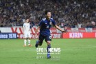 일본, 10분 만에 우루과이에 1-0 리드…미나미노 3연속골