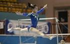 여서정, 화려한 체전 데뷔…한국 여자 체조 첫 올림픽 메달 꿈 향해 달린다