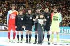 홍명보 자선경기 22일 개최…17년간 397명 장학생 후원