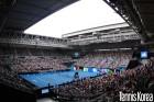 미리 가보는 정현의 2회전 경기장 '멜버른 아레나'