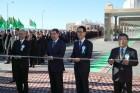 현대ENG, 투르크메니스탄 종합석유화학단지 준공