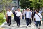 밀양시, 밀양연극촌서 첫 현장 간부회의