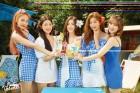 8월 첫 주 레드벨벳 3관왕…음원·음반 투톱 차지