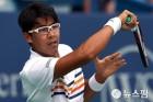 정현, '테니스 랭킹 3위' 델 포트로에 완패... 16강 진출 실패