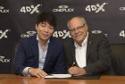 CGV 4DX, 캐나다 씨네플렉스와 파트너십 강화…13개관 추가 오픈