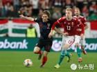 '월드컵 준우승' 크로아티아, 유로2020 예선서 역전패