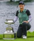 박성현, 한국선수 첫 미국 ESPY '올해의 여자골퍼'