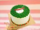 하와이안 디저트 카페 '사자커피', 크리스마스 케이크 10종 한정 판매