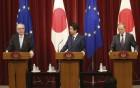 일본-EU, 세계 최대 자유무역지대 만든다