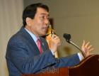 '국회 예결위원장' 안상수, '소방청 전문가' 된 까닭