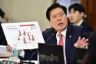 질의하는 송석준 자유한국당 의원