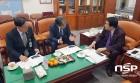 유진섭 시장, 국가예산 확보 국회 지도부 공략