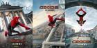 '스파이더맨: 파 프롬 홈' 유럽 스페셜 포스터 3종 공개