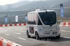 프랑스가 만든 완전 자율주행 버스 타보니