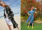 가정용 가운 패션 '로브'…이젠 집 밖으로 '올여름 핫템'