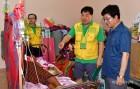 수원시 의료봉사단, 프놈끄라움마을 찾아 의료 봉사