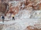 광산 근로자 바윗덩어리 덮쳐 사망... 단양군 연이은 사망사고 이어져