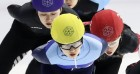 '평창 2관왕' 최민정, 동계체전 여자 1500m 금메달