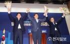 與당권 후보, 김진표·이해찬·송영길로 압축… 친문이 승부 갈랐다