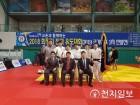 마사회 유도단, 회장기 전국 유도 대회에서 메달 5개 쾌거