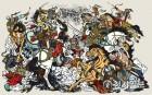 말과 활로 세계를 정복한 몽골군