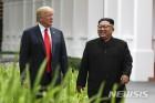 김정은, 하노이行 교통수단 전용열차?… 中단둥 통제 동향 포착