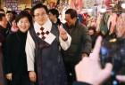 '조기등판'으로 탄력받은 황교안 대세론, '황풍(黃風)' 언제까지?