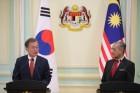 한반도평화-FTA-할랄시장 진출 등 협력