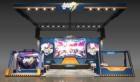 미호요, 국내 최대 게임쇼 '지스타 2018' 참가, BTC 부스 디자인 공개