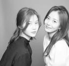 """'하트시그널2' 출신 임현주 송다은, 흑백 사진도 분위기있는 미모... """"눈이 호강"""""""