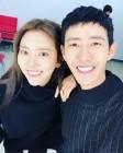 """손담비, 광희와 함께한 훈훈한 셀카... """"우정이 아름다워"""""""