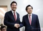 한국당 전대, 황-오 양강구도에 홍준표 가세하지만