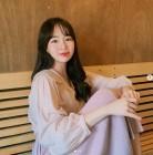 """'연애의 맛' 김진아, 힘없는 미소의 의미는?...""""한층 단아해진 미모 눈길"""""""