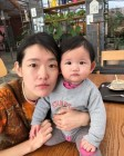 """봉태규, 아내 하시시박과 꼭닮은 딸 본비 양 공개... """"엄마 딸 맞네"""""""