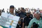 '꼴찌' 커리, 선행은 '우승감'…동료 골프 선수에 '2800만원 기부'