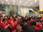 베트남 원정팬 500여명, 경기장 밖에서 관람…왜?