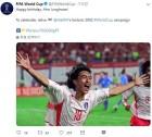 """FIFA도 기억해준 안정환 생일 """"생일 축하해"""""""