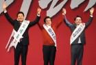 리얼미터 한국당 지지층 조사 황교안 압도적 1위…지지도 60.7%